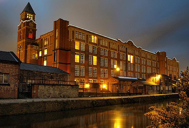 Trencherfield Mill Wigan Specialist Uk Restorations