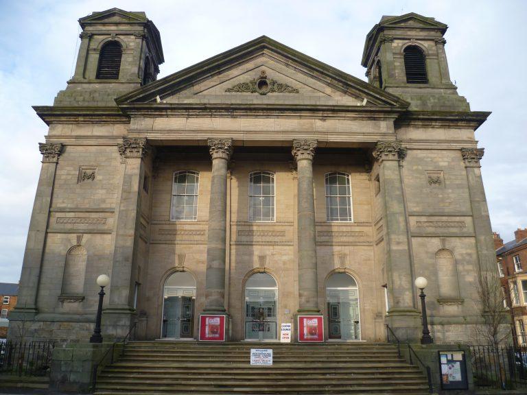 Westborough Methodist Church - Helifix Sock Anchors