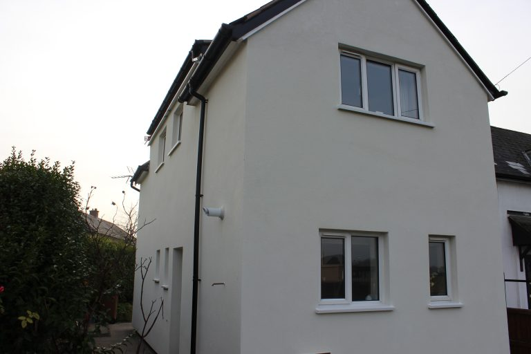 New EWI System at 35 Moors Bank, St Martins